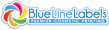 Cosmetic Labels by Blue Line Labels