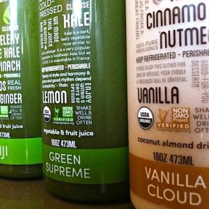 Organic Juice Labels