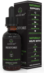 cbd and thc tincture side effects