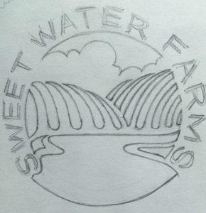 CBD Sketch Logo