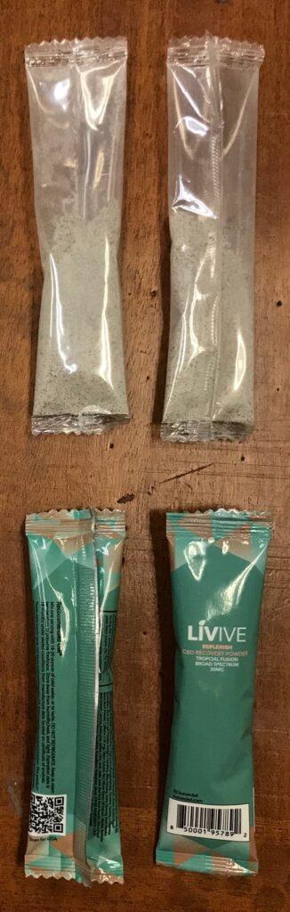 Powder Stick Packs