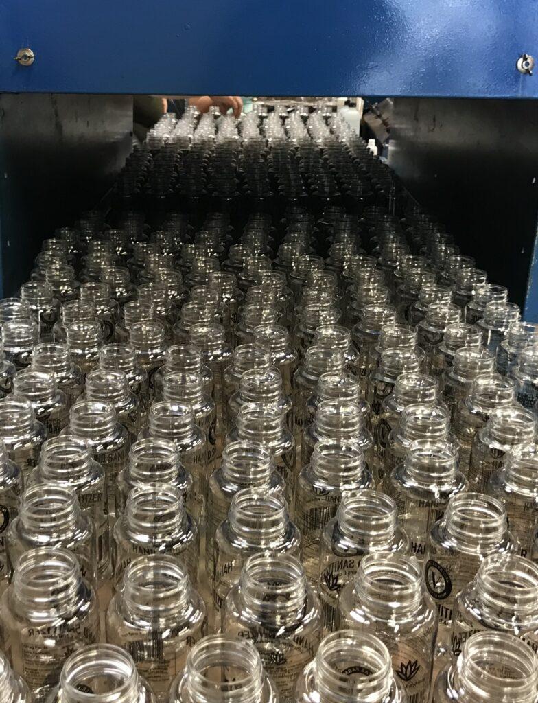 Screen Print PET Jars