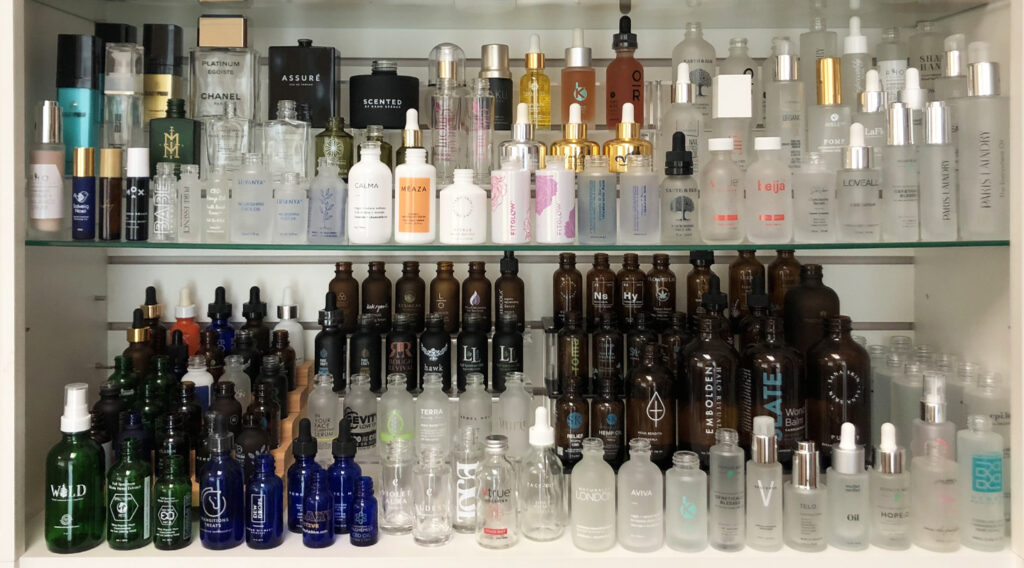 Small Quantity Printing on Glass Bottles